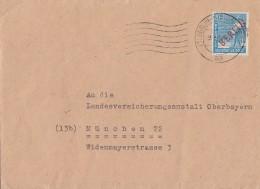 Berlin Brief EF Minr.26 Berlin 9.8.49 - Berlin (West)