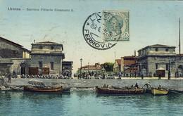 LIVORNO, Barriera Vittorio Emanuele II, 2 Scans - Livorno