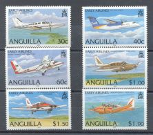 Anguilla - 2006 Airlines And Airliners MNH__(TH-12856) - Anguilla (1968-...)