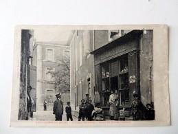 Carte Postale Ancienne : LUC SUR ORBIEU : Epicerie Maurel, Vente De Cartes Postales - Zonder Classificatie