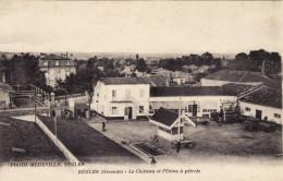 Bègles - Le Chateau Et L'usine à Pétrole - France