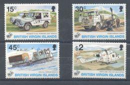 British Virgin Islands - 1995 United Nations MNH__(TH-1737) - British Virgin Islands