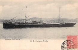 """Cpa Bateau """" Colombo """" Ch R Latouche Tréville - Paquebots"""