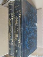The Spy  JAMES FENIMORE COOPER  Vol 1 Vol 2  1827 - Livres Anciens