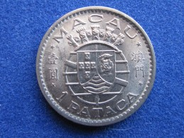 Macau, 1 Pataca, 1975