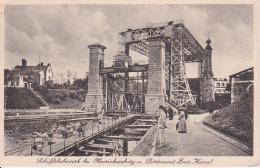 AK Schiffshebewerk Bei Henrichenburg A. Dortmund-Ems-Kanal - Bahnpost Köln-Hannover - 1932 (24603) - Castrop-Rauxel