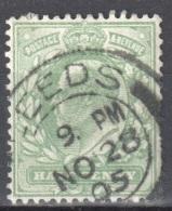 Great Britain 1902 - King Edward VII ½d - Mi. 103 - Used - 1902-1951 (Re)