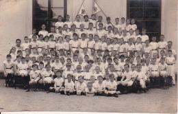 AK Foto Gruppe Knaben - Fahnen Deutscher Turnerbund - Ca. 1930 (24607) - Cartes Postales