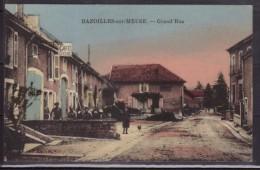 Bazoilles-sur-Meuse - Vosges - Grand'Rue - Café - Epicerie - Frankrijk