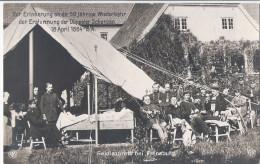 Feldlazarett Bei FLENSBURG 50 Jahre Wiederkehr Erstürmung Düppeler Schanzen Fast TOP-Erhaltung Ungelaufen - Flensburg