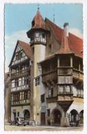 COLMAR--Maison Pfister (16° S )--Belle Voiture Traction Citroen,cpsm 14 X 9 N° 9027 éd Glatigny........à Saisir - Other Municipalities