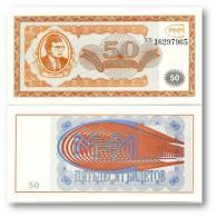 RUSSIA - 50 Biletov - Serie ХБ ( HB ) - Unc. - MMM MAVRODI Private Issue - Russie