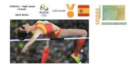 Spain 2016 - Olympic Games Rio 2016 - Gold Medal - Athletics Female Spain Cover - Otros