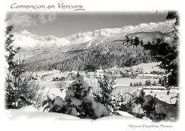 Corrençon En Vercors, Vue Generale (scan Recto-verso) KEVREN0075 - France