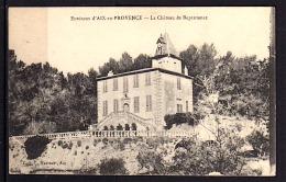 AIX EN PROVENCE (13) CHATEAU DE REPENTANCE PHOTOS R/V - Aix En Provence