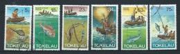 Tokelau 1982 Fish & Fishing Set 6 FU - Tokelau