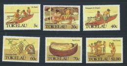 Tokelau 1988 Christmas Set 6 MNH - Tokelau
