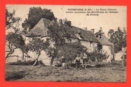 VITTEFLEUR - Le Vieux Chateau Ancien Monastère Des Bénédictins De L'Abbaye De Fécamp. - France