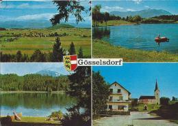 AK 0484  Gösselsdorf - Gösselsdorfer See / Verlag Hruby Um 1970 - Völkermarkt