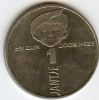 Pays-Bas Netherland 1 Jantje 1998 750 Ans Den Haag La Haye - Monétaires/De Nécessité