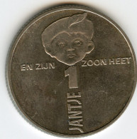 Pays-Bas Netherland 1 Jantje 1998 750 Ans Den Haag La Haye - Monetary/Of Necessity