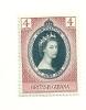 1953 QUEEN ELIZABETH CORONATION   BRITISH GUIANA - Brits-Guiana (...-1966)