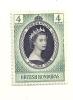 1953 QUEEN ELIZABETH CORONATION   BRITISH  HONDURAS - Brits-Honduras (...-1970)