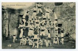 47.Les Jeunes Villeneuvois. - Villeneuve Sur Lot