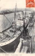 """Cpa Bateau Identifié """" Vega   """" Port De Rouen   Compagnie Des Vapeurs De Charge Français 1898 Middlesbrough Britannique - Commerce"""