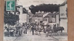 Pont-aven.un Jour De Foire. Villard N ° 6054 - Pont Aven