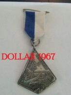 .medal - Medaille - Medaille : Medaille  W S V De Trekkers Holten 1965 - Unclassified