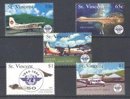 St.Vincent - 1994 Civil Aviation Organization MNH__(TH-15876) - St.Vincent (1979-...)