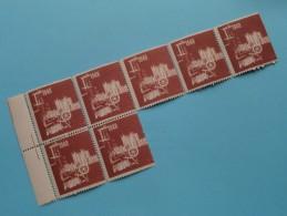 TENTOONSTELLING - EXPO - FAIR 1948 ( Sluitzegels Timbres-Vignettes Picture Stamps Verschlussmarke / Zie Foto´s ) !! - Belgique