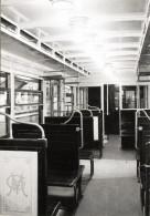 """Métro Paris - Motrice 500 Sprague-Thomson (1908) : Intérieur - Collection """"Chic Et Choc"""" - Stations, Underground"""