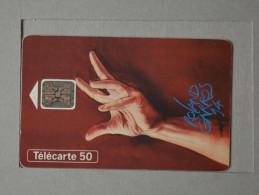 FRANCE    - TELECARTE - CREDIFONE - CALLCARD - TELEFONKARTE   2 SCANS - (Nº15917) - Frankrijk
