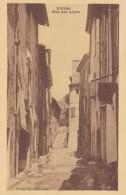 (36)   NYONS - Rue Des Alpes - Nyons