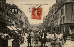 50 - CHERBOURG - RUE DE LA FONTAINE - - Cherbourg
