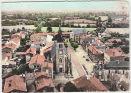 79 Menigoute L Eglise Vue Aerienne - Sonstige Gemeinden
