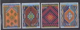 ALG-62 - ALGERIE N° 463/66 Neufs** Tapis - Textile