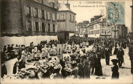 50 - CHERBOURG - PROCESSION - Cherbourg