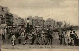 50 - CHERBOURG - QUAI - Cherbourg