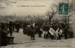 50 - CHERBOURG - FOIRE - MARCHE - Cherbourg