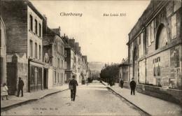 50 - CHERBOURG - RUE LOUIS XVI - Cherbourg