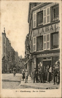 50 - CHERBOURG - RUE DU CHATEAU- CAROTTE TABAC - Cherbourg
