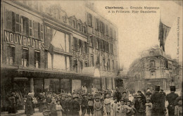 50 - CHERBOURG - GRAND MAGASIN - A LA FRILEUSE - Cherbourg