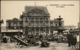 50 - CHERBOURG - MARCHE - Cherbourg