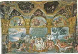 R2256 Mantova - Palazzo Del Te The - Sala Di Amore E Psiche - Giulio Romano / Non Viaggiata - Mantova