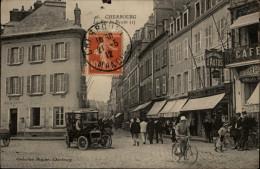50 - CHERBOURG - RUE DU BASSIN - TACOT - Cherbourg