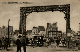 50 - CHERBOURG - PONT TOURNANT - Cherbourg