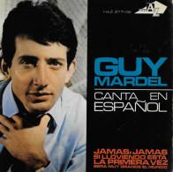 Guy Mardel 45t. EP ESPAGNE *jamas Jamas* - Vinyl Records